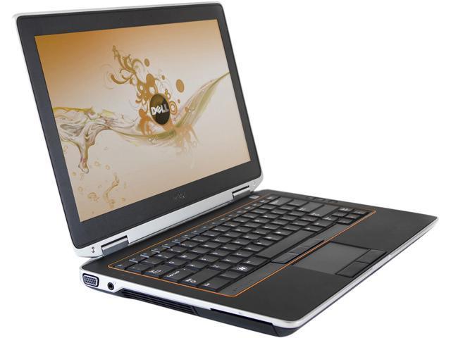 DELL Laptop Latitude E6320 Intel Core i5 2520M (2.50 GHz) 16 GB Memory 256 GB SSD 13.3