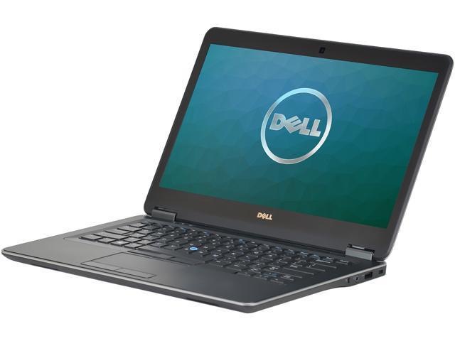 DELL Latitude E7440 Ultrabook Intel Core i5 4310U (2.00 GHz) 256 GB SSD 14