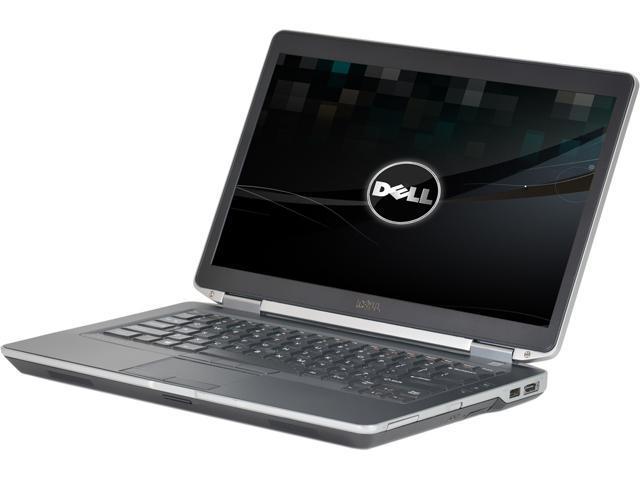 DELL B Grade Laptop Latitude E6430S Intel Core i5 3320M (2.60 GHz) 4 GB Memory 320 GB HDD 14.0