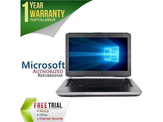 DELL Laptop Latitude E5420 Intel Core i3 2310M (2.10 GHz) 4 GB Memory 250 GB HDD Intel HD Graphics 3000 14.0