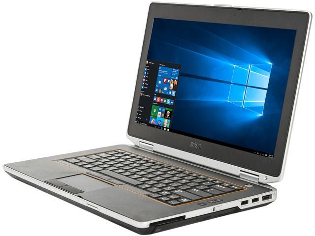 DELL Laptop Latitude E6420 Intel Core i5 2410M (2.30 GHz) 12 GB Memory 128 GB SSD 14.0