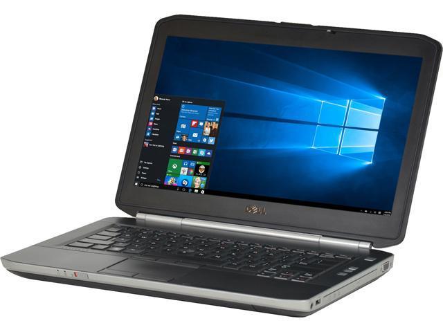 DELL Laptop Latitude E5420 Intel Core i5 2410M (2.30 GHz) 6 GB Memory 128 GB SSD 14.0