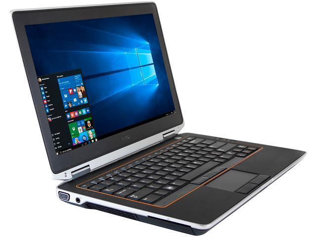 DELL Laptop Latitude E6320 Intel Core i5 2520M (2.50 GHz) 8 GB Memory 750 GB HDD 13.3