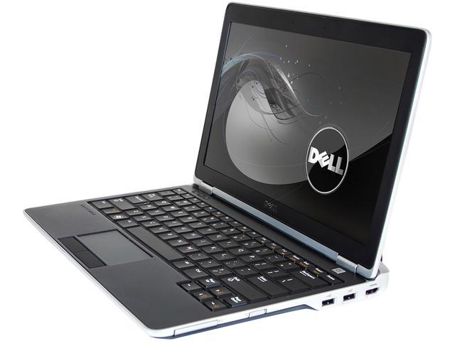 DELL Laptop Latitude E6220 Intel Core i5 2410M (2.30 GHz) 4 GB Memory 320 GB HDD 12.5