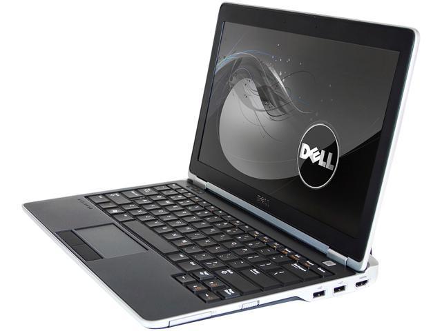 DELL Laptop Latitude E6220 Intel Core i5 2520M (2.50 GHz) 4 GB Memory 320 GB HDD 12.5