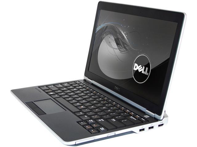 DELL Laptop Latitude E6220 Intel Core i5 2nd Gen 2520M (2.50 GHz) 4 GB Memory 128 GB SSD 12.5