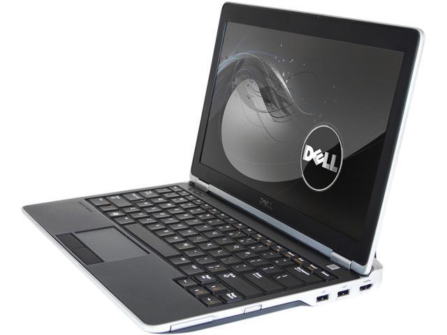 DELL Laptop Latitude E6220 Intel Core i5 2nd Gen 2410M (2.30 GHz) 6 GB Memory 128 GB SSD SSD 12.5