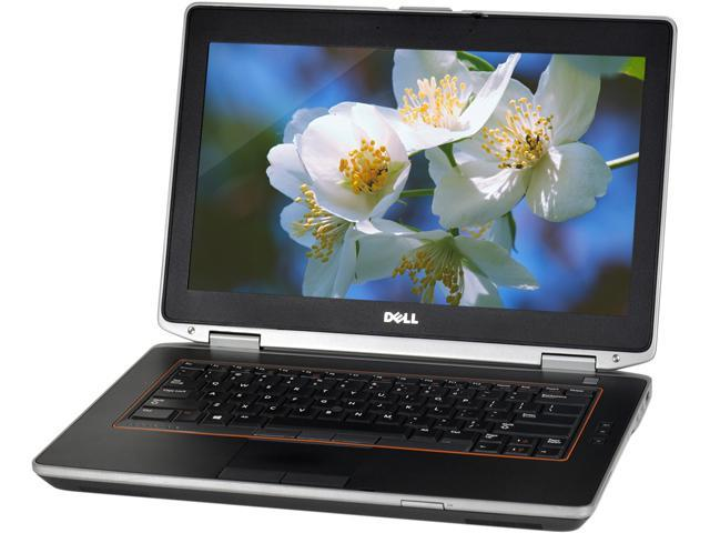 DELL Laptop Latitude E6430 Intel Core i5 3rd Gen 3320M (2.60 GHz) 4 GB Memory 750 GB HDD 14.0