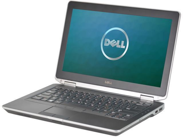 DELL Laptop Latitude E6330 Intel Core i5 3320M (2.60 GHz) 8 GB Memory 750 GB HDD 13.3