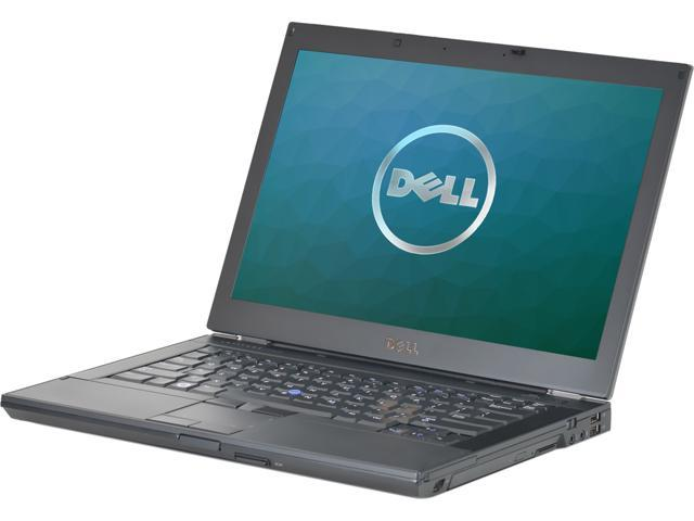 DELL Laptop Latitude E6410 Intel Core i5 2.40 GHz 4 GB Memory 128 GB SSD 14.1