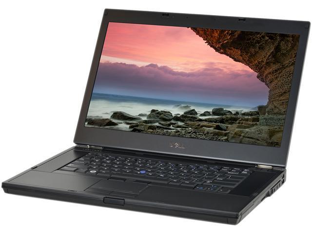 DELL Laptop Latitude E6510 Intel Core i5 2.40 GHz 4 GB Memory 320 GB HDD 15.6