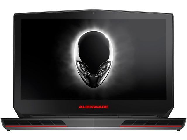DELL Alienware 15 AW15R2-8469SLV Gaming Laptop 6th Generation Intel Core i7 6700HQ 16 GB Memory 1 TB HDD 256 GB PCIe SSD NVIDIA GeForce GTX 970M 3 GB GDDR5 15.6