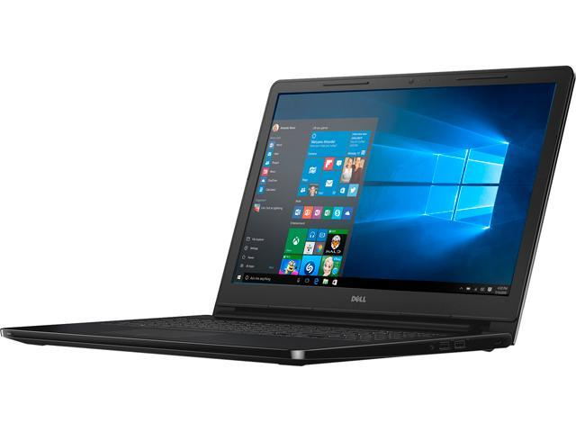 DELL Laptop Inspiron i3552-4042BLK Intel Celeron N3050 (1.60 GHz) 4 GB Memory 500 GB HDD Intel HD Graphics 15.6