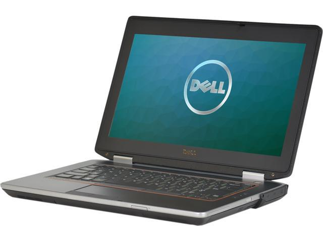 DELL Laptop Latitude E6430 Intel Core i7 3520M (2.90 GHz) 6 GB Memory 256 GB SSD Intel HD Graphics 4000 14.0