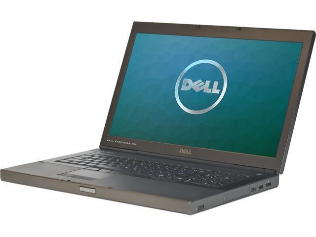 DELL Laptop Precision M6700 Intel Core i7 3740QM (2.70 GHz) 16 GB Memory 512 GB SSD Intel HD Graphics 4000 17.3