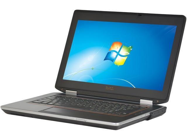 DELL Grade B Laptop Latitude E6420 Intel Core i5 2520M (2.50 GHz) 4 GB Memory 320 GB HDD Intel HD Graphics 3000 14.0