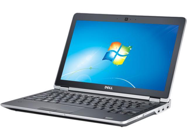 DELL Laptop Latitude E6320 8 GB Memory 250 GB HDD Windows 7 Professional