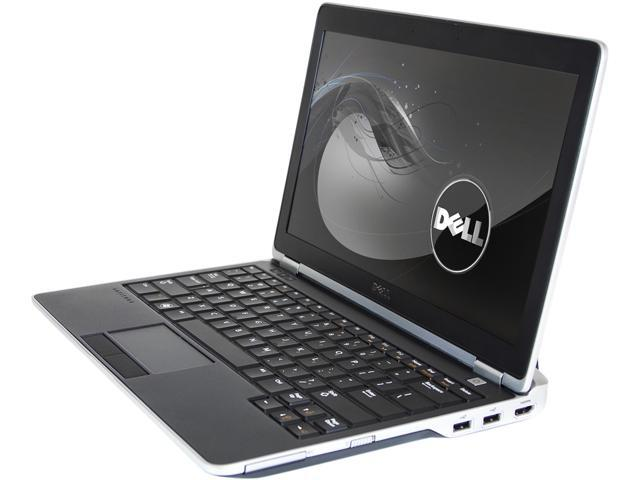 DELL B Grade Laptop e6220 Intel Core i5 2nd Gen 2520M (2.50 GHz) 4 GB Memory 128 GB SSD 12.5