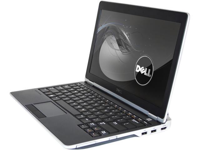 DELL B Grade Laptop e6220 Intel Core i5 2.50 GHz 4 GB Memory 256 GB SSD 12.5
