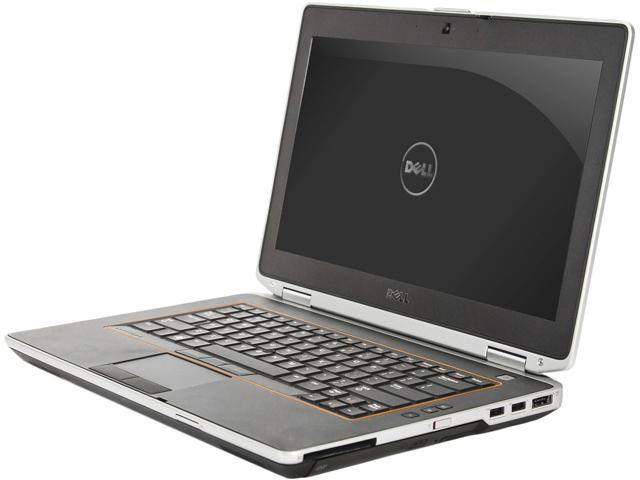 DELL B Grade Laptop e6420 Intel Core i5 2.3 GHz 4 GB Memory 128 GB SSD 14.0
