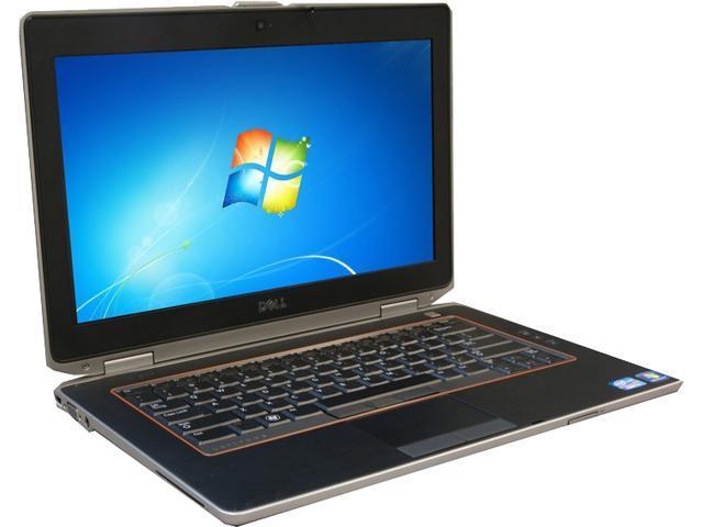 DELL Laptop e6420 Intel Core i5 2.50 GHz 4 GB Memory 320 GB HDD 14.0