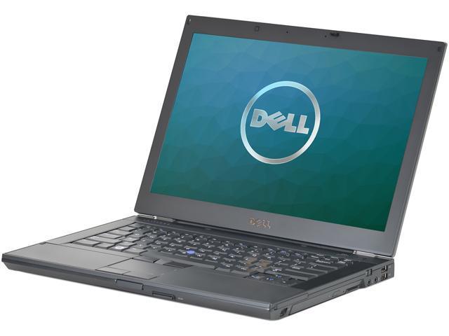 DELL C Grade Laptop E6410 Intel Core i5 520M (2.40 GHz) 4 GB Memory 250 GB HDD 14.1
