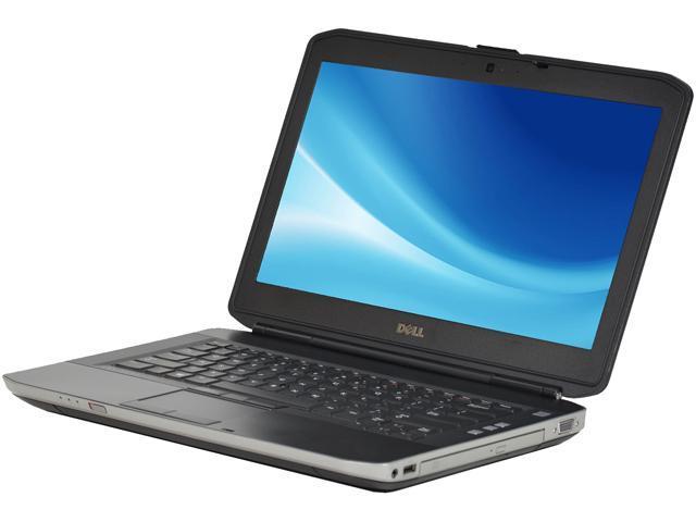 DELL Laptop E5430 Intel Core i5 3320M (2.60 GHz) 4 GB Memory 256 GB SSD 14.0