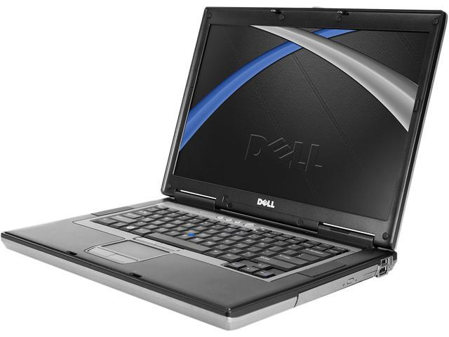 DELL Laptop D830 Intel Core 2 Duo 2.00 GHz 2 GB Memory 320 GB HDD 15.4