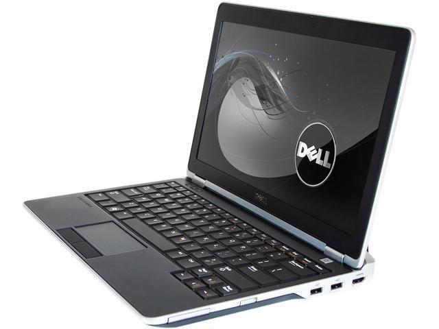 DELL Laptop E4300 Intel Core i5 2520M (2.50 GHz) 6 GB Memory 128 GB SSD 12.5