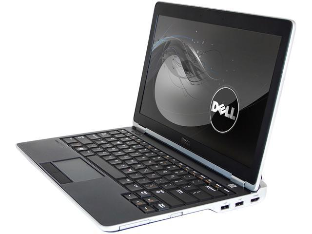 DELL Laptop E6230 Intel Core i5 3rd Gen 3320M (2.60 GHz) 4 GB Memory 320 GB HDD 12.5