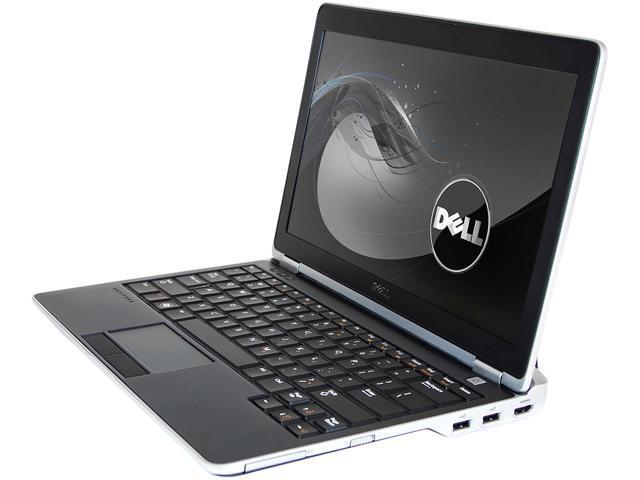 DELL Laptop E6230 Intel Core i5 3320M (2.60 GHz) 4 GB Memory 128 GB SSD 12.5