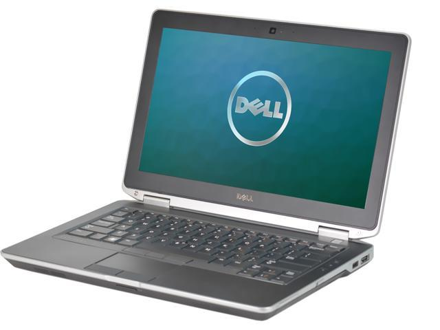 DELL Laptop E6330 Intel Core i5 3320M (2.60 GHz) 6 GB Memory 128 GB SSD 13.3