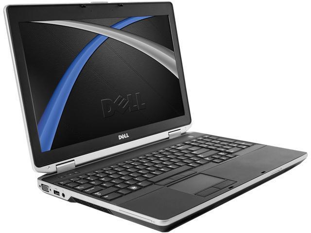 DELL Laptop E6530 Intel Core i5 3210M (2.50 GHz) 16 GB Memory 256 GB SSD 15.6