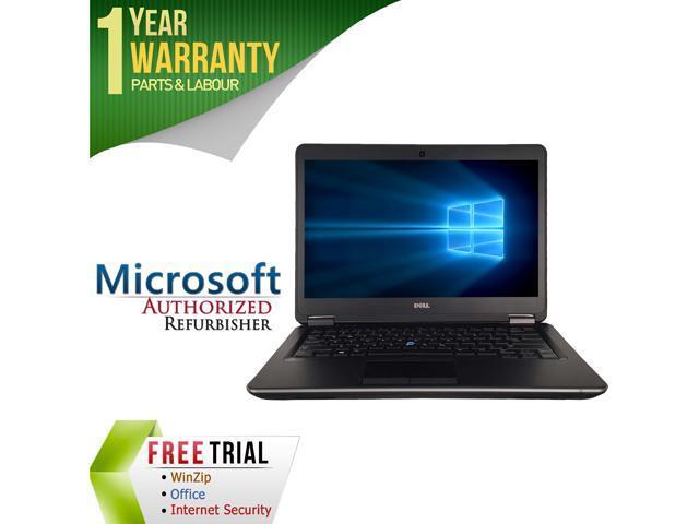 DELL Laptop E7440 Intel Core i5 4300U (1.90 GHz) 8 GB Memory 500 GB HDD 14.0
