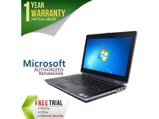 DELL Laptop E6420 Intel Core i5 2520M (2.50 GHz) 8 GB Memory 120 GB SSD 14.0