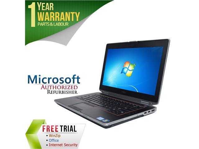 DELL Laptop E6420 Intel Core i5 2520M (2.50 GHz) 16 GB Memory 240 GB SSD 14.0