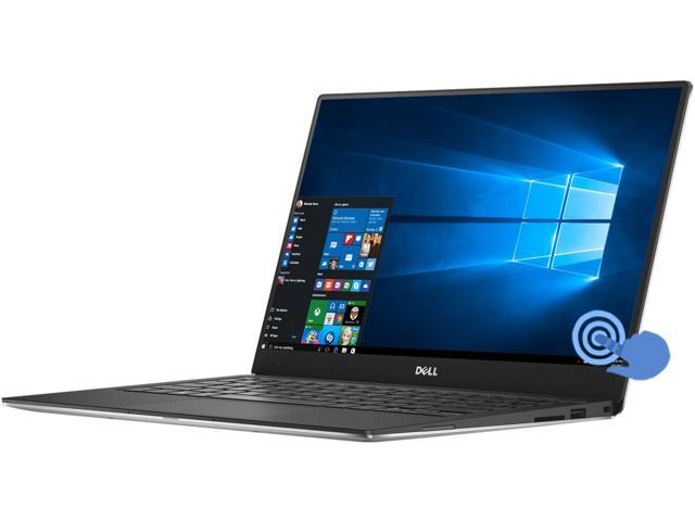 "DELL XPS XPS9350-5340SLV Laptop Intel Core i7 6500U (2.50 GHz) 256 GB SSD Intel HD Graphics 5500 Shared memory 13.3"" Touchscreen Windows 10 Home 64-Bit"