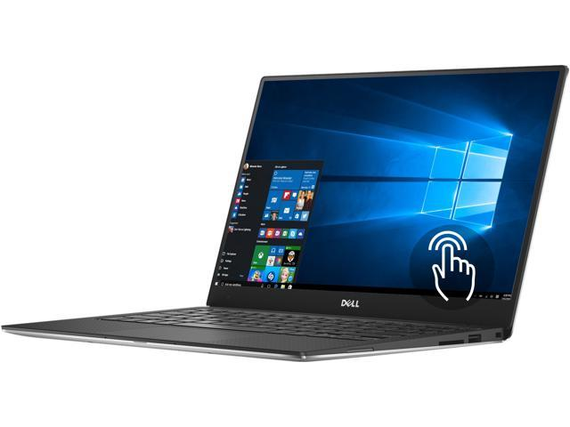 DELL Laptop XPS XPS9350-4007SLV Intel Core i5 6th Gen 6200U (2.30 GHz) 8 GB Memory 256 GB SSD Intel HD Graphics 5500 13.3