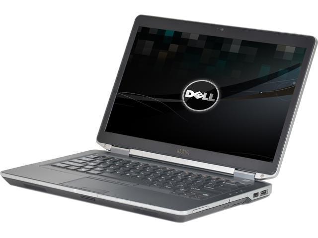 DELL Laptop E6430S Intel Core i5 3320M (2.60 GHz) 8 GB Memory 128 GB SSD 14.0