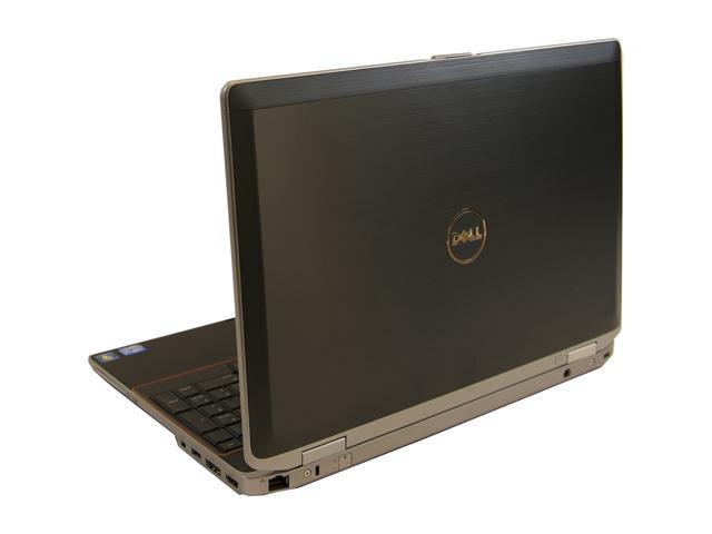DELL B Grade Laptop E6520 Intel Core i5 2410M (2.30 GHz) 6 GB Memory 500 GB HDD 15.6