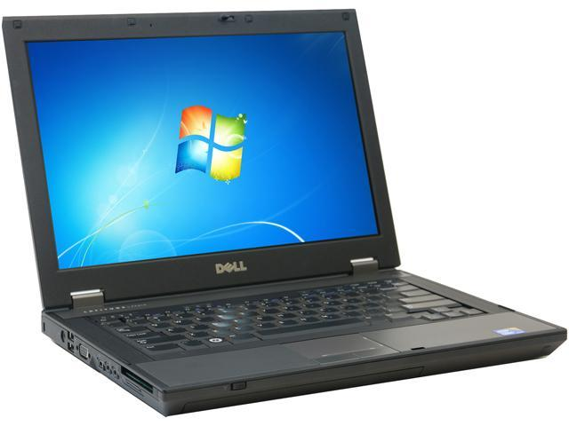 DELL B Grade Laptop E5410 Intel Core i3 350M (2.26 GHz) 4 GB Memory 250 GB HDD 14.1