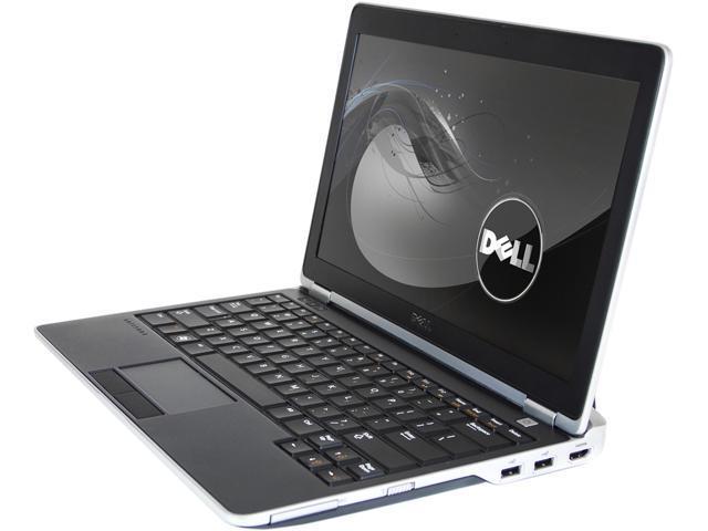 DELL B Grade Laptop E6230 Intel Core i5 3320M (2.60 GHz) 6 GB Memory 128 GB SSD 12.5