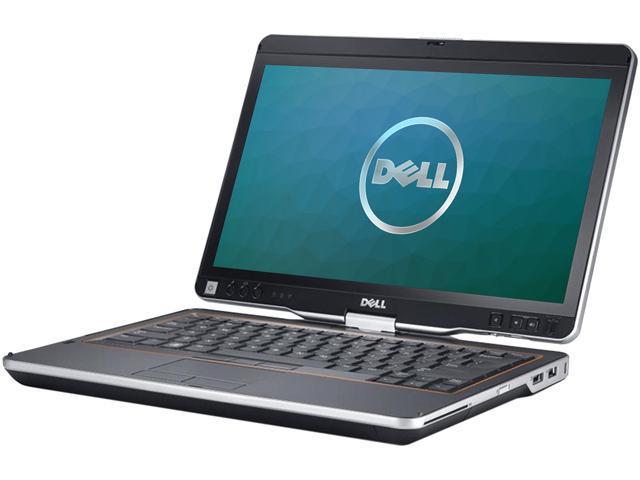 DELL XT3 B Grade Rotating Touchscreen Tablet PC Intel Core i5 2520M (2.50 GHz) 128 GB SSD Windows 7 Home Premium 64-Bit