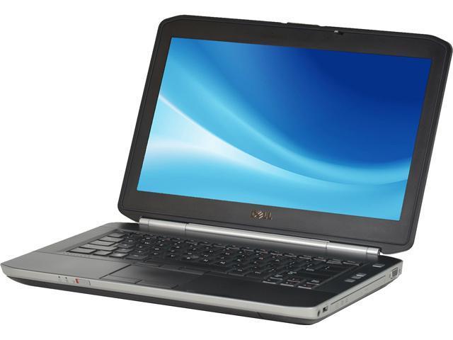 DELL B Grade Laptop E5420 Intel Core i5 2520M (2.50 GHz) 6 GB Memory 500 GB HDD 14.0