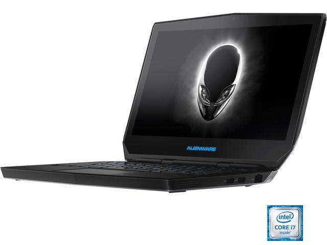DELL Alienware 13 AW13R2-8900SLV Gaming Laptop Intel Core i7 6th Gen 6500U (2.50 GHz) 16 GB Memory 500 GB HDD NVIDIA GeForce GTX 960M 2 GB GDDR5 13.3