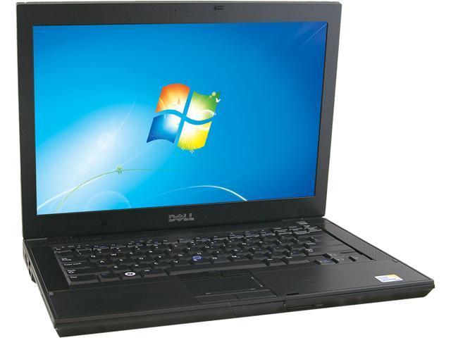 DELL Laptop E6400 Intel Core 2 Duo 2.40 GHz 4 GB Memory 320 GB HDD 14.1