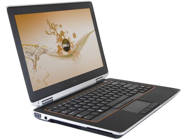 DELL Laptop Latitude E6320 Intel Core i5 2520M (2.50 GHz) 8 GB Memory 750 GB HDD Intel HD Graphics 3000 13.3