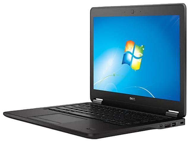 DELL E7250 Notebook 463-4893 Intel Core i3 5010U (2.10GHz) 4GB Memory 128GB SSD 12.5