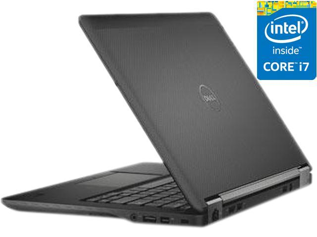 "DELL E7250 2-in-1 Tablet Intel Core i7 5600U (2.60 GHz) 256 GB SSD Intel HD Graphics 5500 Shared memory 12.5"" Windows 7 Professional"