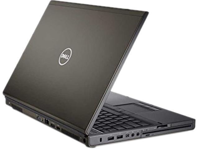 "Dell Precision M4600 15.6"" Notebook - Intel Core I7-2820QM 2.3GHz, 8GB RAM, 320GB HDD, DVDROM, Windows 7 Professional 64 Bit"